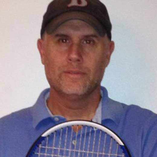 cameron offeres private tennis lessons and group lessons in durham and pickering