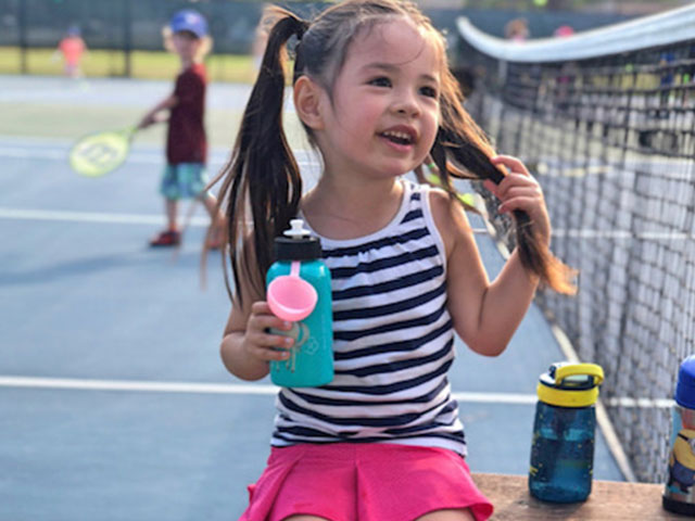 tennis lessons and camps for kids children juniors