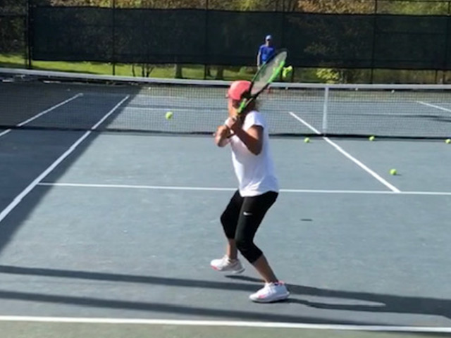 private tennis lessons in durham